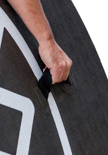 SEAMLESS SUP PADDLE GONFLABLE